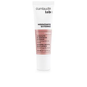 Producto de bienestar íntimo HIDRATANTE externo crema Cumlaude Lab