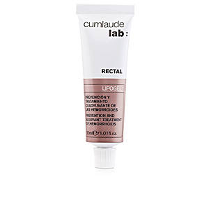 Intimate health product RECTAL lipogel prevención hemorroides Cumlaude Lab