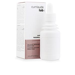 Producto de bienestar íntimo LAVADO VAGINAL CLX solución monodosis Cumlaude Lab