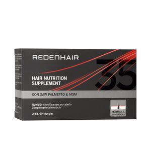Haarausfall Behandlung HAIR REGENERATOR nutrition supplement Redenhair