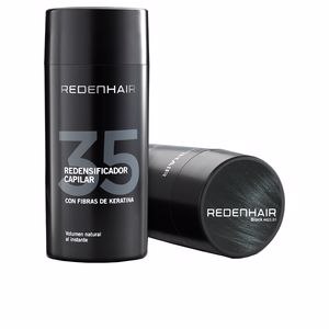 Hair loss treatment REDENSIFICADOR CAPILAR fibras keratina #negro Redenhair