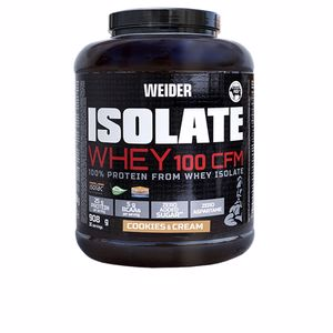 Isolated whey protein ISOLATE WHEY 100 CFM #cookies&cream Weider