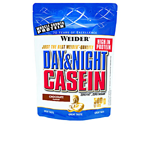 Sequentieel eiwit - caseïne DAY&NIGHT casein #chocolate Weider