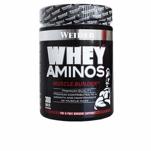 Hydrolyzed whey - Other Amino Acids WHEY AMINOS tablets Weider