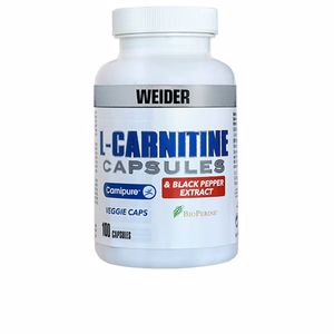 Other Amino Acids L-CARNITINE + BIOPERINE caps Weider