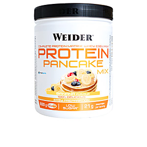 Flours and grains PROTEIN pancake #banana Weider