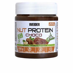 Cream Spread - Vegetable protein PROTEIN SPREADS nut protein choco crunchy Weider
