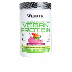 Bebida VEGAN diet meal #strawberry Weider