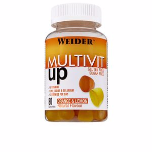 Vitaminas GUMMY UP REVOLUTION #multivit gummies Weider