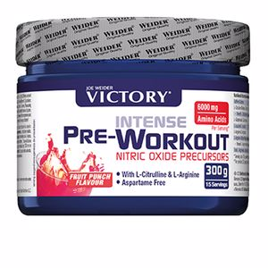 Arginine PRE WORKOUT fruit punch Victory