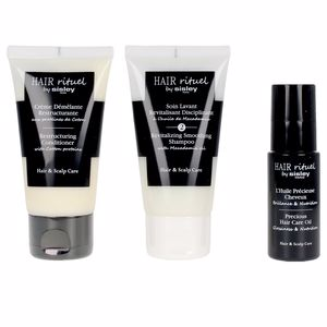 Set peluquería HAIR RITUEL smooth & shine LOTE Sisley