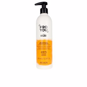 Anti frizz hair products PROYOU the tamer conditioner Revlon