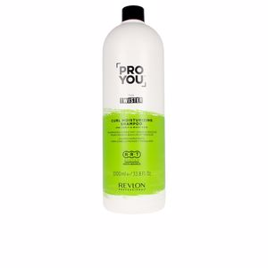Shampoo for curly hair PROYOU the twister shampoo Revlon