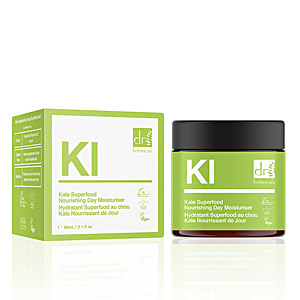 Tratamiento Facial Hidratante KALE SUPERFOOD nourishing day moisturiser Dr. Botanicals