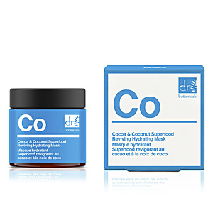 Face mask COCOA&COCONUT SUPERFOOD reviving hydrating mask