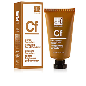 COFFEE SUPERFOOD renewing facial exfoliator 30 ml