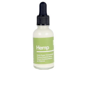 Tratamiento Facial Hidratante HEMP super concentrated rescue essence serum Dr. Botanicals