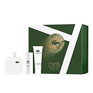 Lacoste EAU DE LACOSTE L.12.12 BLANC POUR HOMME VOORDELSET parfum
