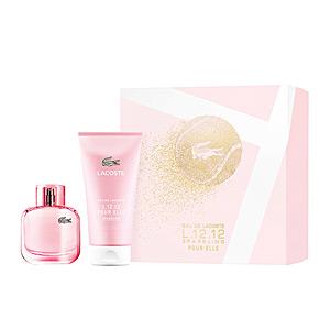 Lacoste EAU DE LACOSTE L. 12.12 POUR ELLE SPARKLING  SET perfume