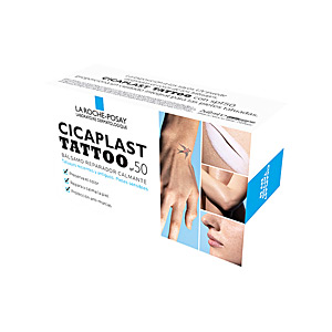 First Aid Product CICAPLAST tattoo SPF50 La Roche Posay