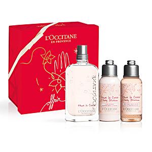 L'Occitane LOTE Cofre de Regalo Perfume Flores de Cerezo perfume