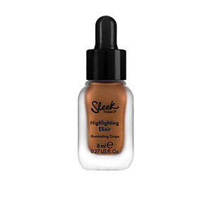 Highlight Make-up HIGHLIGHTING ELIXIR illuminating drops Sleek