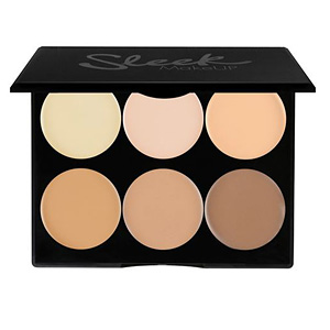Concealer makeup CREAM CONTOUR KIT Sleek