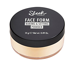 FACE FORM baking & setting powder #Light