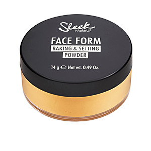 FACE FORM baking & setting powder #Banana