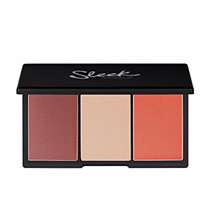 Colorete BLUSH BY 3 palette Sleek