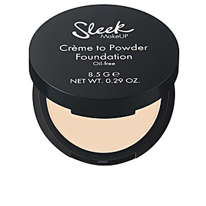 CRÈME TO POWDER foundation oil-free #Oyster