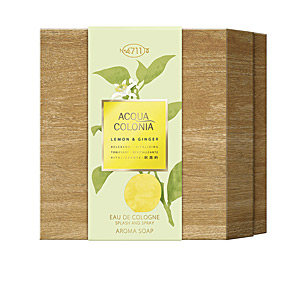 4711 ACQUA COLONIA LEMON & GINGER LOTE perfume
