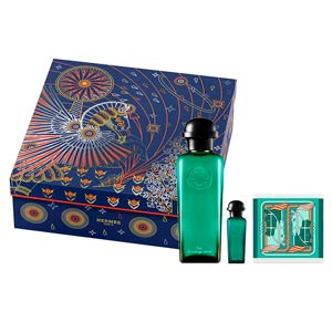 Hermès EAU D´ORANGE VERTE SET perfume