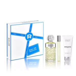 EAU DE ROCHAS ZESTAW Perfume set Rochas