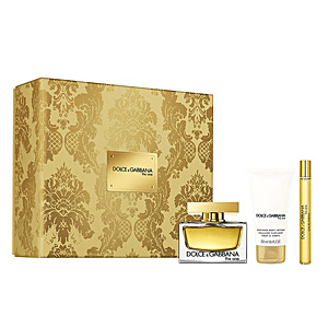 Dolce & Gabbana THE ONE COFFRET perfume