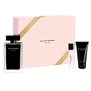 FOR HER SET Perfume set Narciso Rodriguez