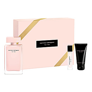 Narciso Rodriguez FOR HER COFFRET parfum