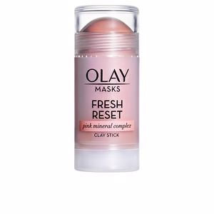 Mascarilla Facial MASKS CLAY STICK fresh reset pink mineral Olay
