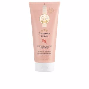 Hand soap GINGEMBRE EXQUIS gel douche Roger & Gallet
