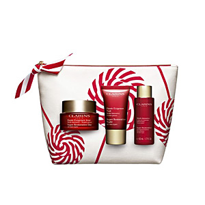 Anti aging cream & anti wrinkle treatment MULTI-INTENSIVE JOUR TOUTES PEAUX SET Clarins