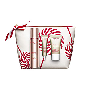 Skin tightening & firming cream  LIFT AFFINE VISAGE V-SHAPING SET Clarins