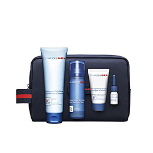 MEN BAUME HYDRATANT set 4 pz