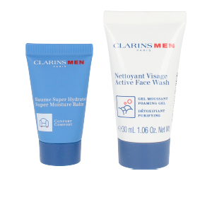 Facial cleanser MEN HOLIDAY CRACKER SET Clarins