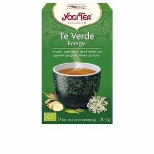 Drink TÉ VERDE energía infusión Yogi Tea