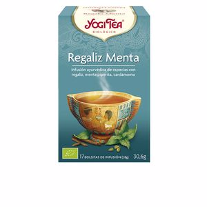 Boisson REGALIZ MENTA infusión Yogi Tea
