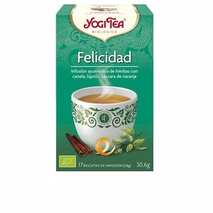 Boisson FELICIDAD infusión Yogi Tea