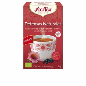 Dranken DEFENSAS NATURALES infusión Yogi Tea