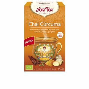 Boisson CHAI CÚRCUMA infusión Yogi Tea