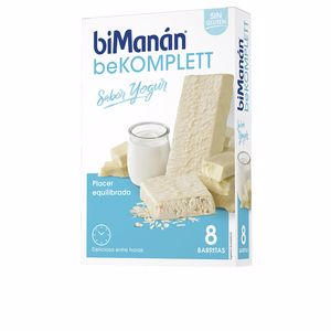 Barre BE KOMPLETT barritas #yogur Bimanán
