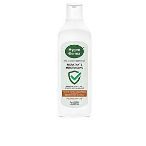 Gel de baño HYGENDERMA gel ducha piel seca Hygen-X